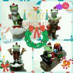 クリスマス、飾りつけしてますか?コポークリスマス☆