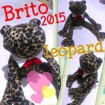 2015ブリトーはLeopard!
