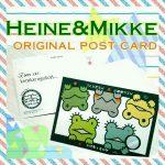 オリジナルポストカード☆再販します