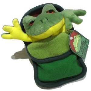 [import] SNOOZE MATE -GREEN TREE FROG-