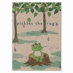【pickles the frog】 ピクルス A5クラフトノート